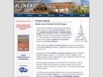 PhDr. Anna Bruzlová cestovní agentura ALINEA