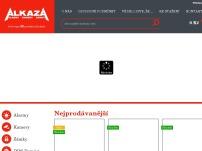 Alkaza – Alarmy, kamery, zámky