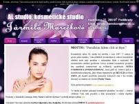 AL studio, kosmetické studio Jarmila Marečková