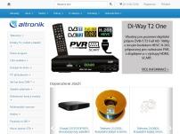 Satelitní a DVB-T technika –  ALTRONIK s. r. o.