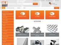 Aluhobby - prodej hliníkových profilů