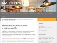 Elektroinstalace, elektro revize a elektromontáže - Martin Hájek