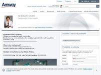 Amway – Jarmila Hokrová