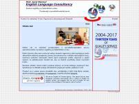 PhDr. Karel Melzmuf – English Language Consultancy