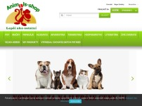 www.animals-shop.sk