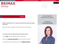 Anna Černá - Realitní makléř RE/MAX