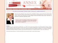 Anna Smrčková – ANNEX, certifikovaná vizážistka