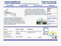 Anténní systémy – Roman Kováč