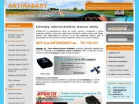 Antiradary.eu - prodej antiradarů