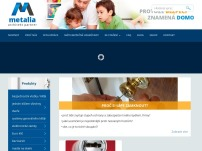 Metalia Architekt Partner, s.r.o. - e-shop