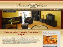 Apartmán Elegant