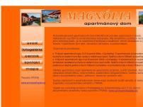 Apartmánový dom Magnólia