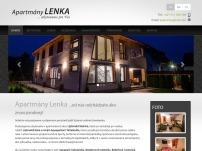 Apartmány Lenka