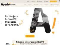 APERIO - Společnost pro zdravé rodičovství