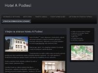 A-Podlesí Hotel
