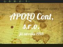 APOLO Cont, s.r.o.