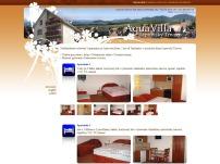 Apartmány Aqua Villa