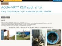 AQUA - VRTY K&K spol. s r.o.