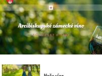 Arcibiskupské zámecké víno Kroměříž, s.r.o.