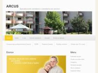 ARCUS - Špecializované zariadenie, zariadenie pre seniorov a domov sociálnych služieb