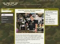 Army Shop Ostrava