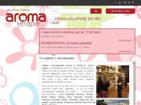 AROMATERAPIE – Jana Komers Svobodová