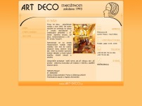 Starožitnosti Art deco