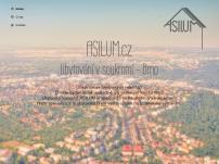 ASILUM - ubytování v soukromí