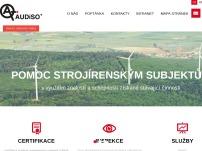 Audiso a.s. – Certifikace a školení BOZP