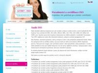 Audit - ISO – Mgr. Monika Kováčová