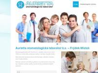 AURIETTA, stomatologická laboratoř, k.s.
