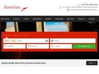 Austrian Airlines AG - organizačná zložka