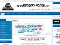 AUTOSPORT Petrovický