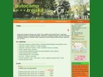 Autocamp Trojská