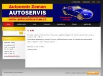 Autocentr Zeman