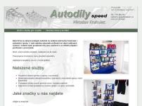 Autodíly speed – Miroslav Krahulec