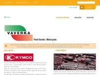 Pavel Vaverka – Motorcycles