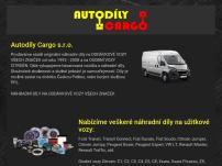 AUTODÍLY – CARGO s.r.o.