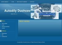 Autodíly a Servis Duchcov