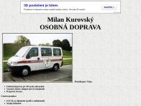 Milan Kurovský - prepravné služby