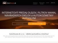 AutoHouse.sk s. r. o.