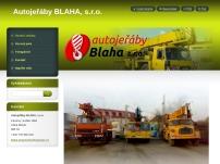 AUTOJEŘÁBY BLAHA s.r.o.