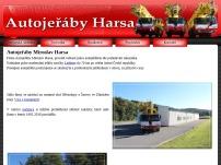 Miroslav Harsa – AUTOJEŘÁBY