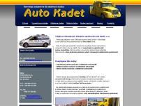 Odtahová služba Auto Kadet