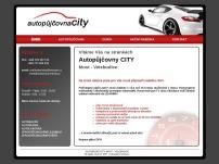 Autopůjčovna CITY