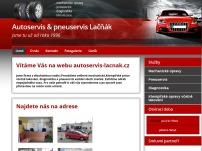 Autoservis Lačňák