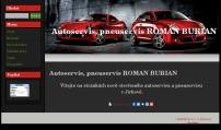 Autoservis, pneuservis Roman Burian