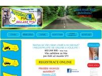 Autoškola online Brno