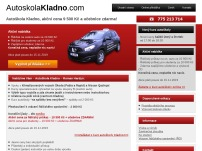 Autoškola Kladno – Michal Hardyn