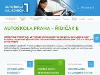 Autoškola Praha